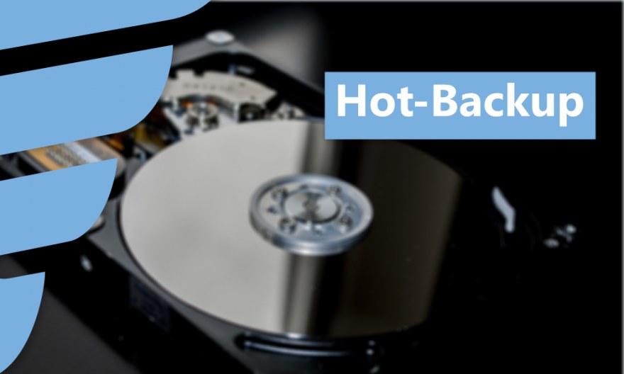 Hot-Backup