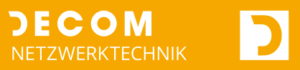 DECOM Netzwerktechnik - Logo
