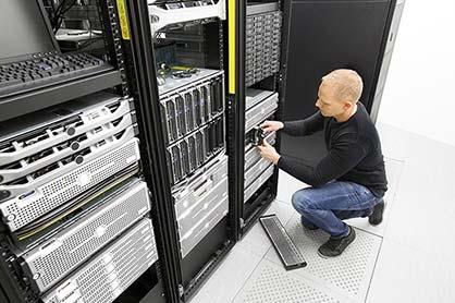 Netzwerktechnik - Netzwerktechniker - Image