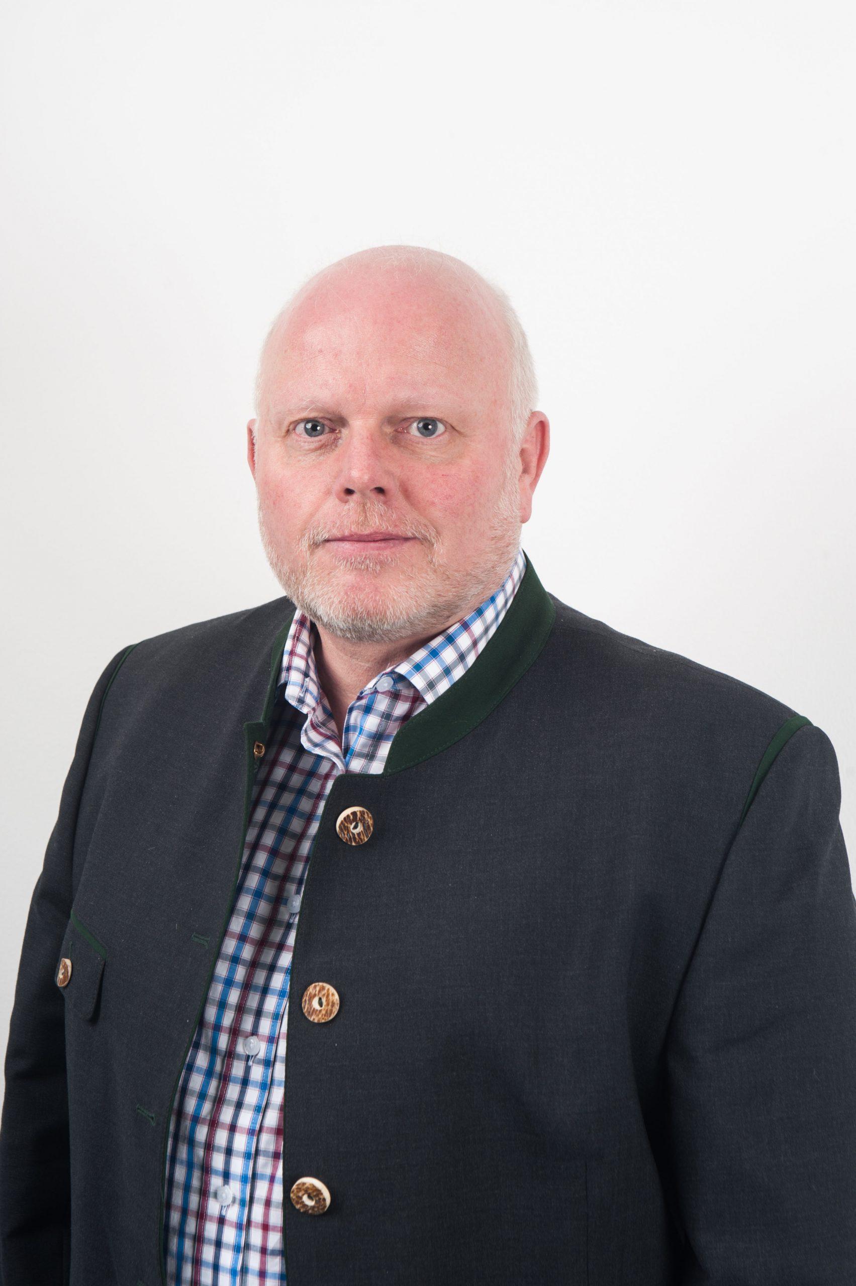 Dietmar Heinzlreiter - Geschäftsführender Gesellschafter