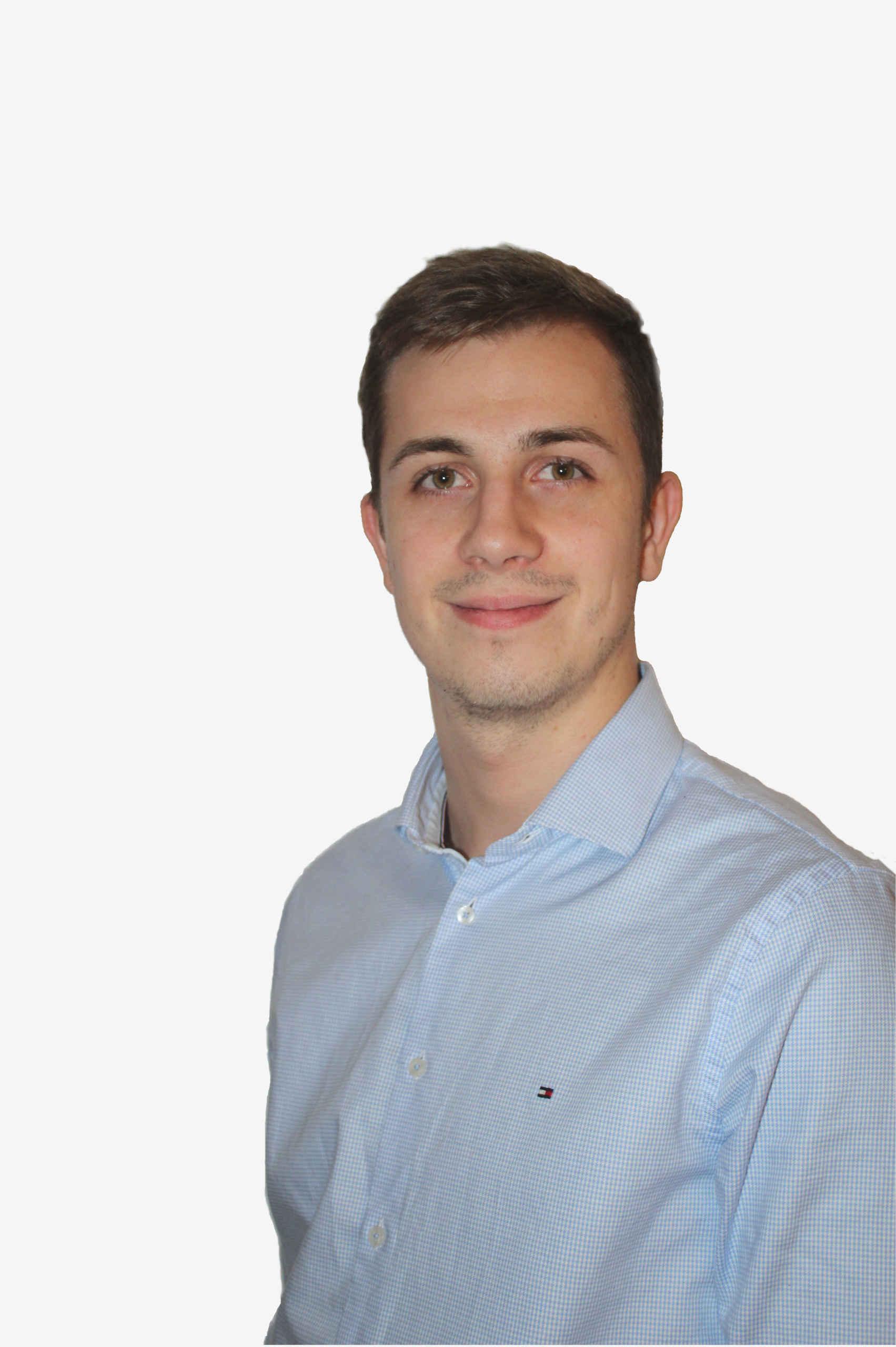 Lukas Ebetsberger - Kundenbetreuung ORLANDO WAWI