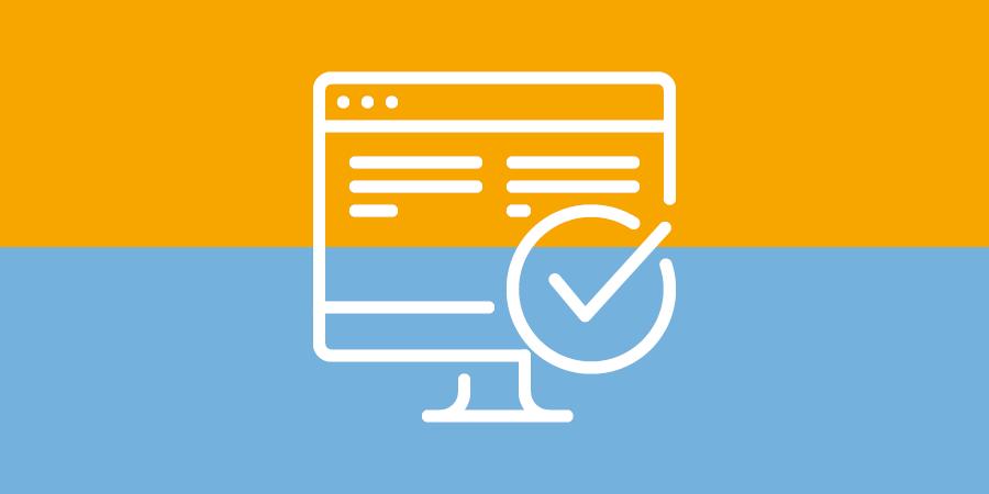 Netzwerktechnik - Security Software und IT-Schutzmaßnahmen - Symbol
