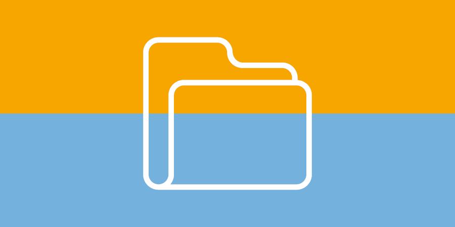 Netzwerktechnik - Software - Symbol