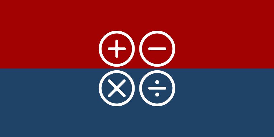 Warenwirtschaft - laufende Kalkulation - Symbol