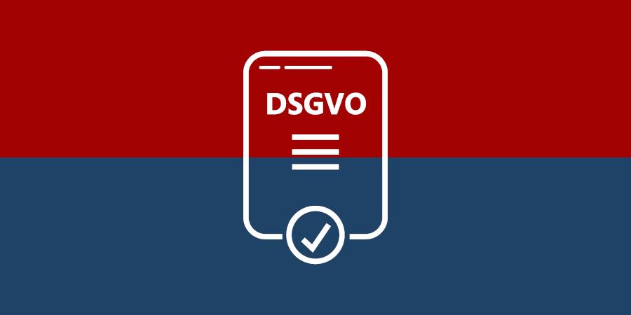 Warenwirtschaft - DSGVO - Symbol