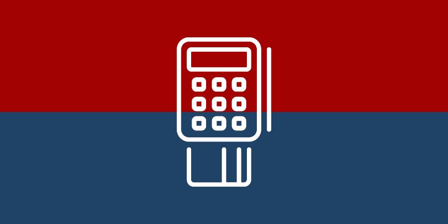 Warenwirtschaft - Kassa - Symbol