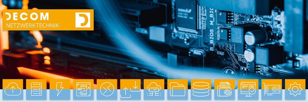 Netzwerktechnik - IT-Sicherheit und Wartung - Image