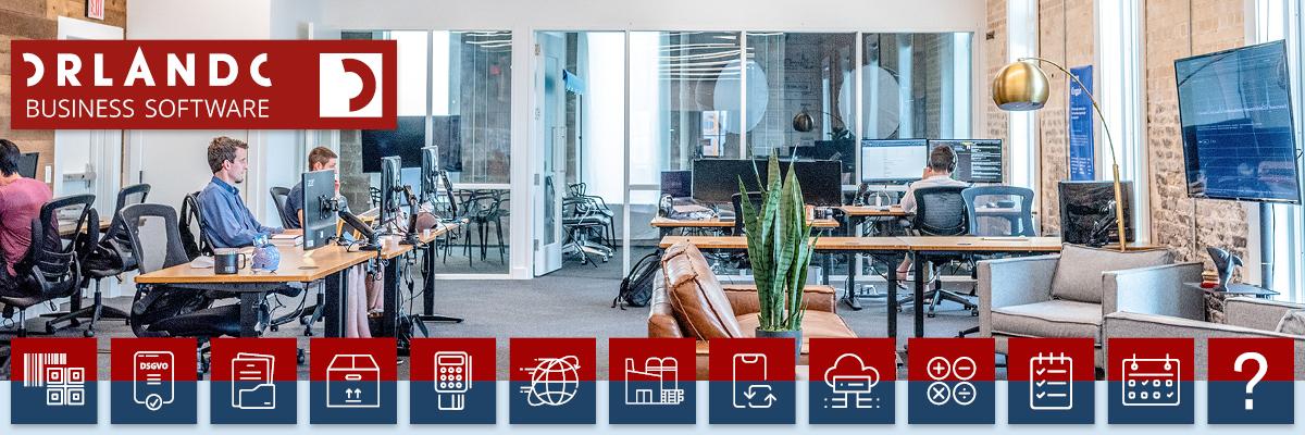 Warenwirtschaft - Büro - Image