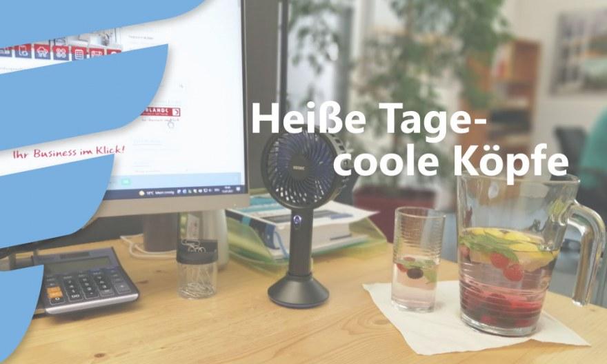 Decom - heiße Tage coole Köpfe - News