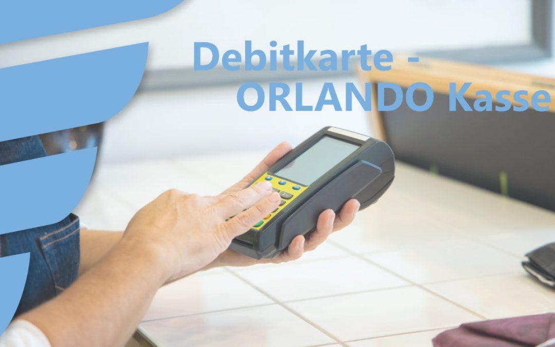 Debitkarten – ORLANDO Kasse